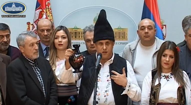Ujedinjena seljačka stranka podržala listu Srpske napredne stranke u Beogradu