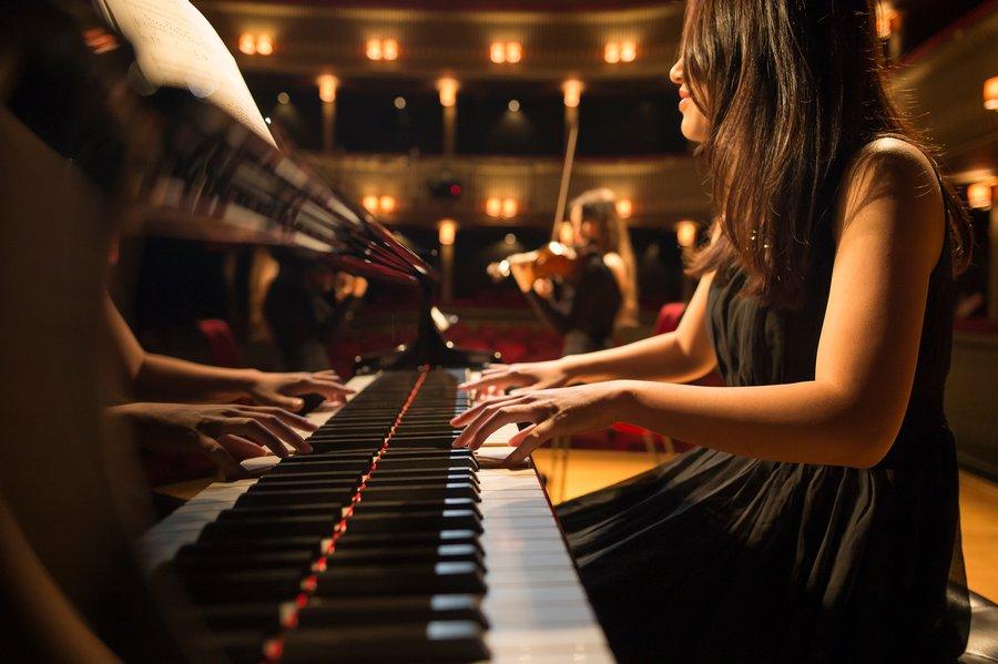Koncert u Muzičkoj školi u Knjaževcu