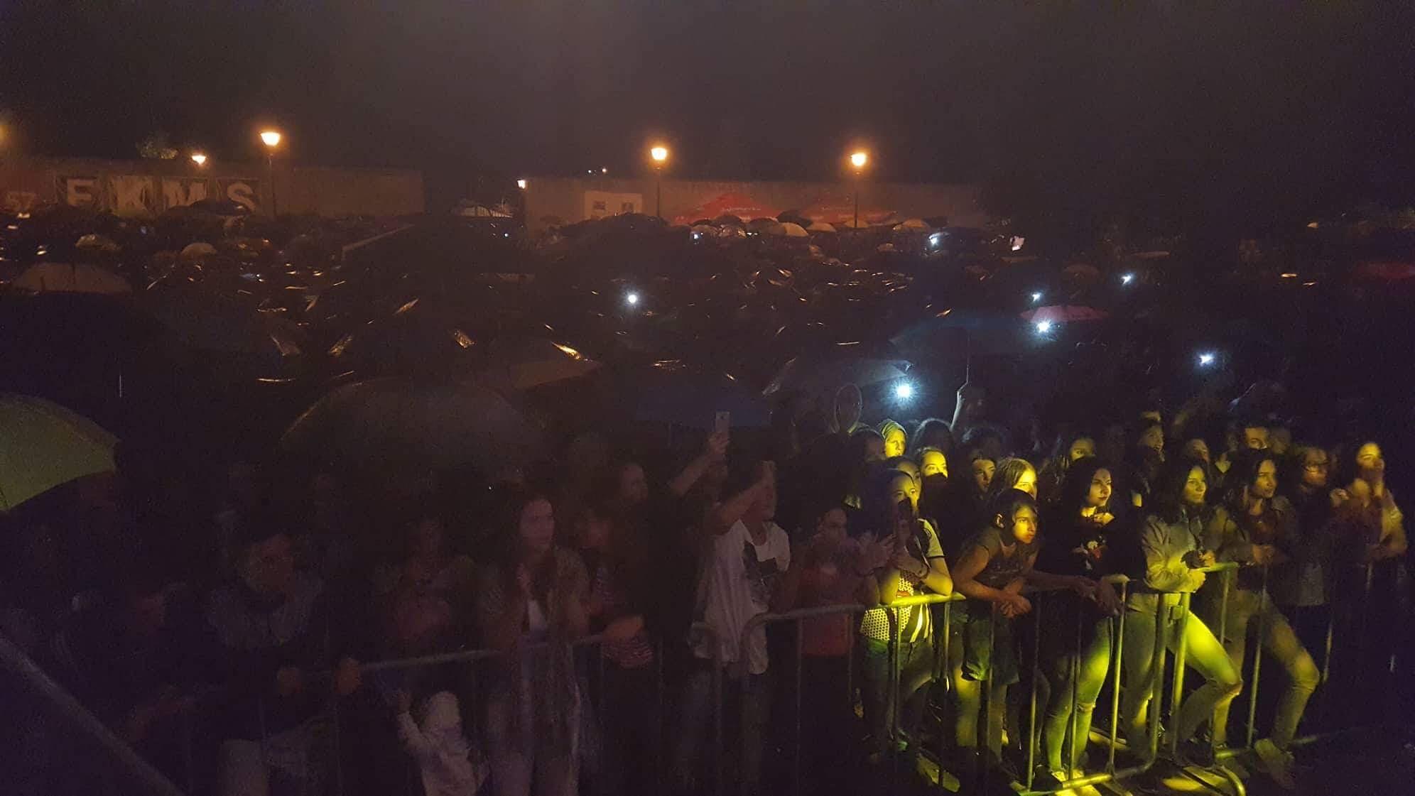 Koncert grupe Van Gogh održan u Knjaževcu
