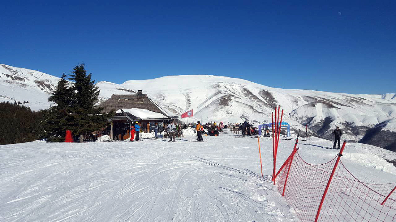 Stara planina pod snegom, foto: N.S.