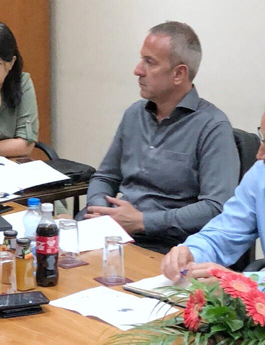 Predsednik opštine Milan Đokić, foto: M. Miladinović, Knjaževačke novine