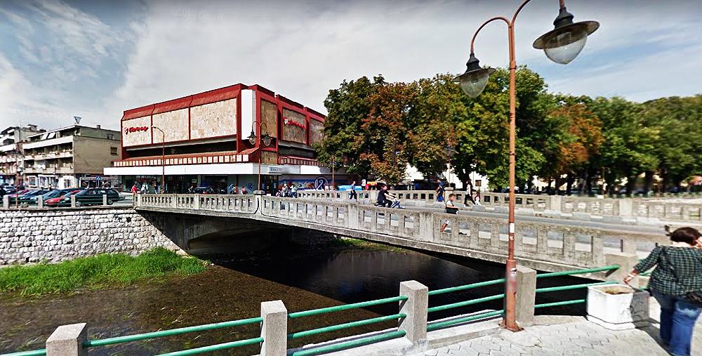 Kameni most, foto: G.maps, ilustracija