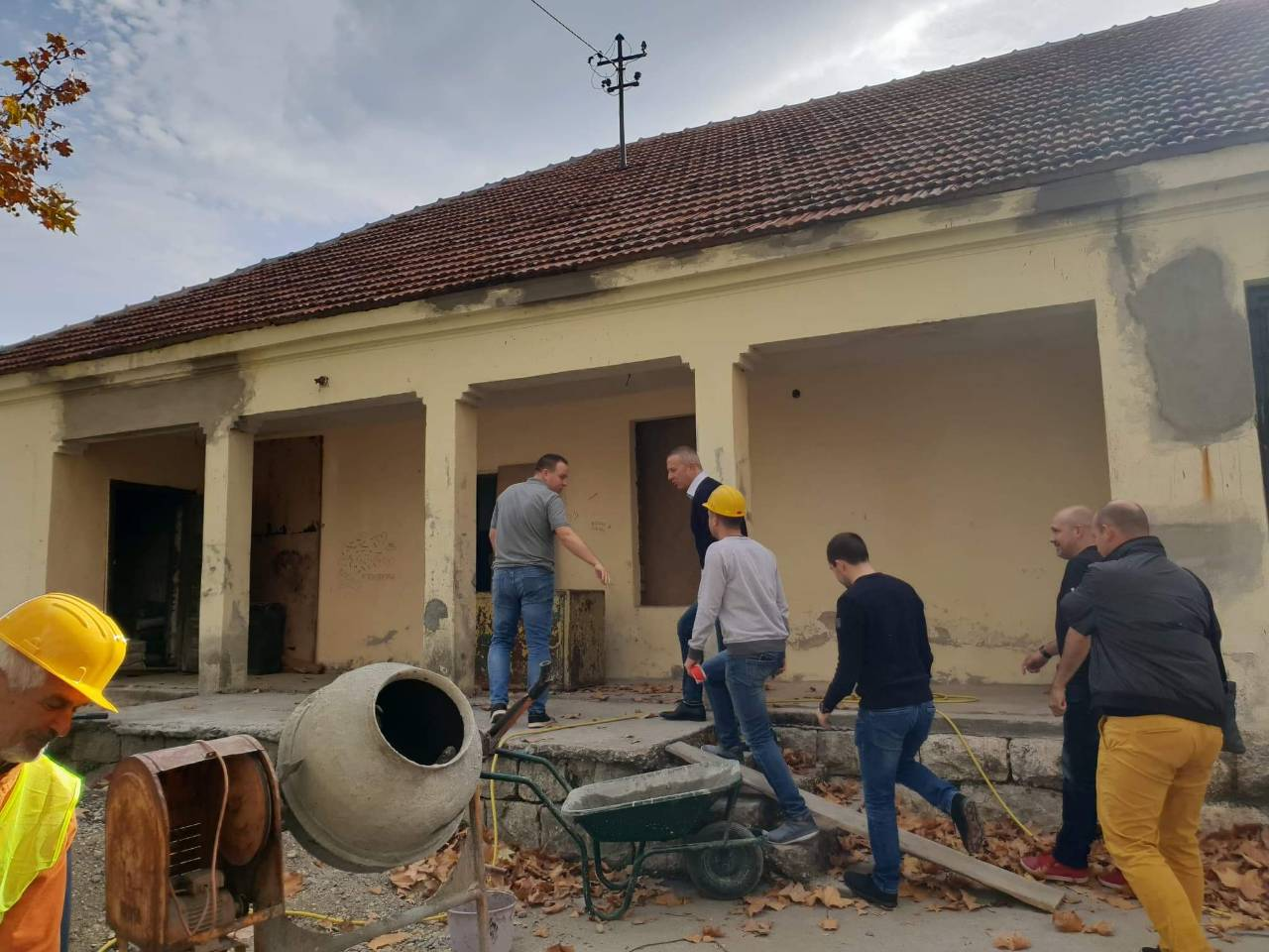 Zgrada seoskog doma u Vasilju uskoro u novom ruhu
