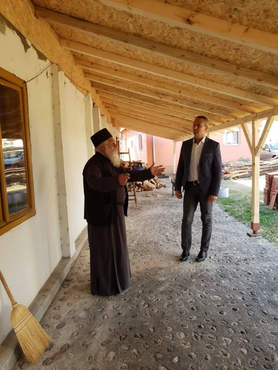 Razvoj i unapređenje verskog turizma na teritoriji knjaževačke opštine