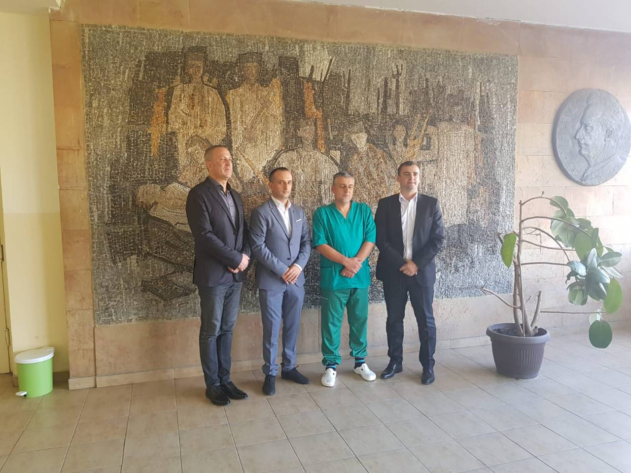 Vredna donacija Zdravstvenom centru Knjaževac