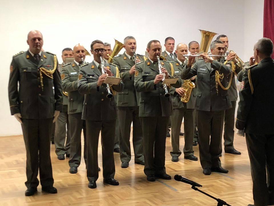 vojni orkestar