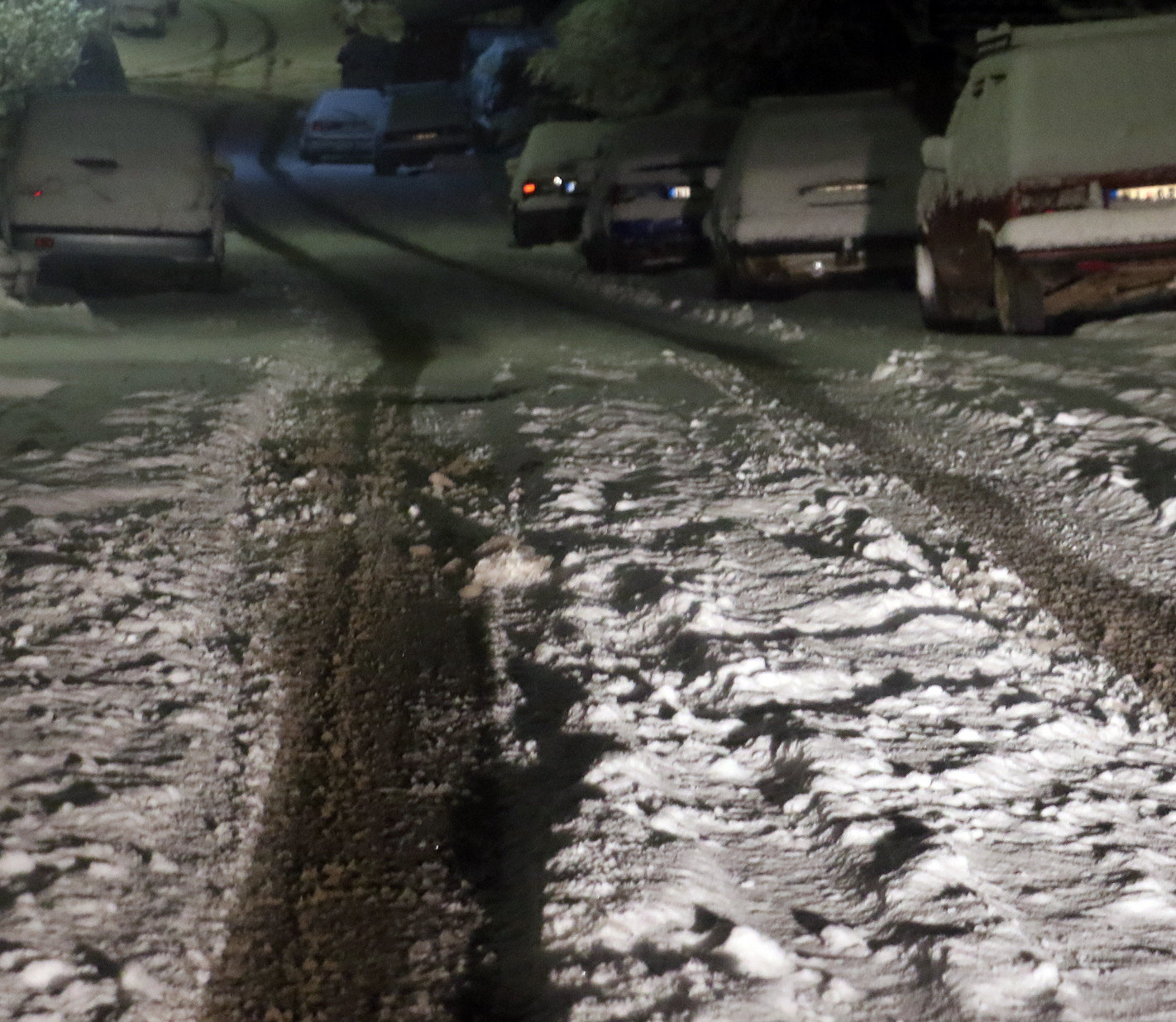 VELIKI SNEG: Svi putevi prohodni na teritoriji opštine Knjaževac
