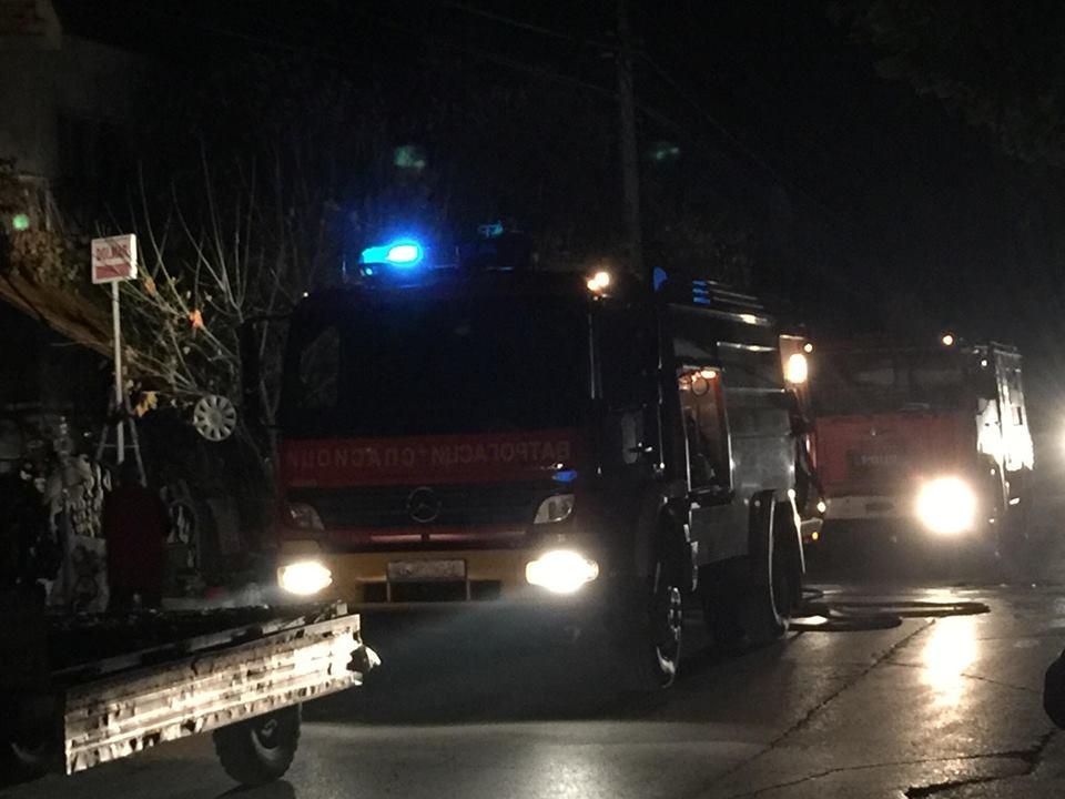 Ilustracija, vatrogasno vozilo, foto: M. Miladinović